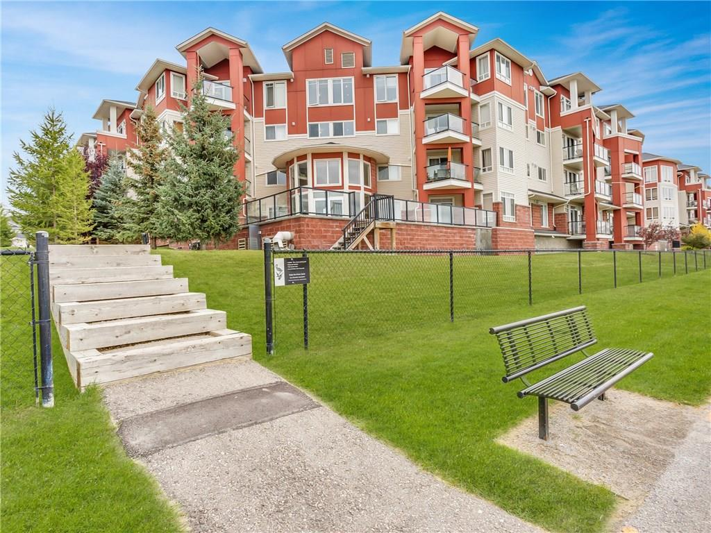 MLS® #C4220869 - #105 156 Country Village Ci Ne in Country Hills Village Calgary, Apartment Open Houses