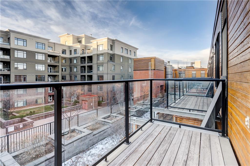 MLS® #C4220894 - #213 118 8 ST Ne in Bridgeland/Riverside Calgary, Attached Open Houses