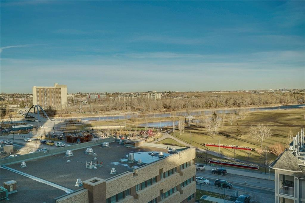 MLS® #C4220922 - #702 624 8 AV Se in Downtown East Village Calgary, Apartment Open Houses