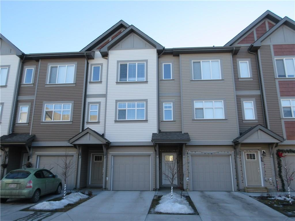 MLS® #C4221071 - 30 Copperstone Cm Se in Copperfield Calgary, Attached Open Houses