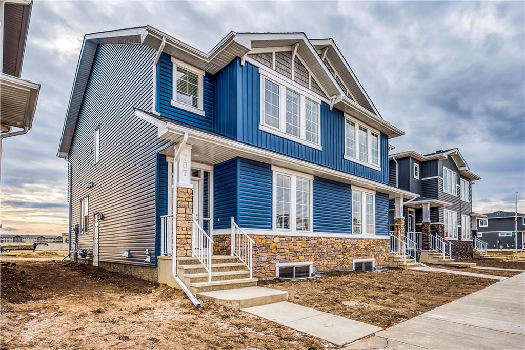 MLS® #C4221108 - 707 Redstone DR Ne in Redstone Calgary, Attached Open Houses