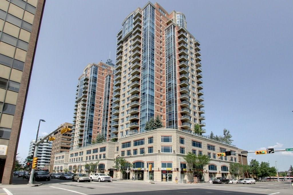 MLS® #C4221167 - #2801 910 5 AV Sw in Downtown Commercial Core Calgary, Apartment Open Houses