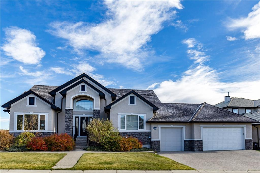 MLS® #C4221187 - 200 Gleneagles Estates Ln in GlenEagles Cochrane, Detached Open Houses