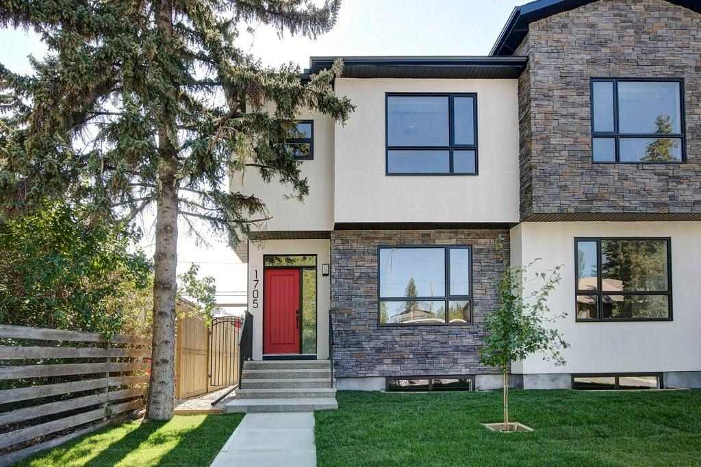 MLS® #C4221195 - 1705 17 AV Nw in Capitol Hill Calgary, Attached Open Houses