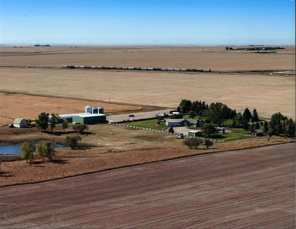 MLS® #C4221505 - Vulcan Farm in None Rural Vulcan County, Agri-Business Open Houses