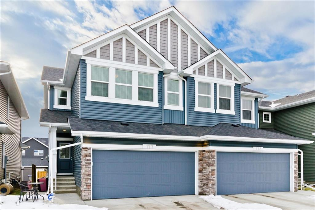MLS® #C4221617 - 177 Redstone Cm Ne in Redstone Calgary, Attached Open Houses