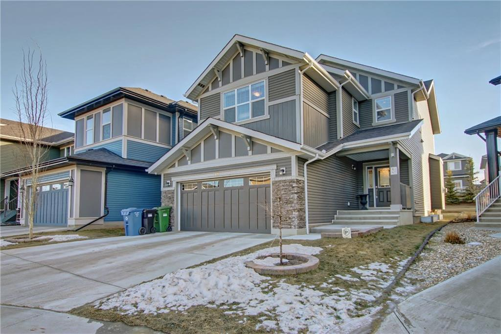 MLS® #C4221715 - 105 Evansfield WY Nw in Evanston Calgary, Detached Open Houses