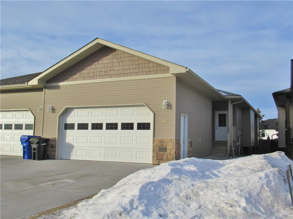 MLS® #C4221788 - 18 Valiant Cr in None Olds, Attached Open Houses