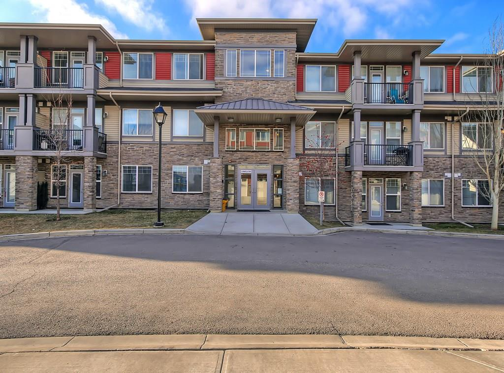 MLS® #C4221807 - #101 76 Panatella RD Nw in Panorama Hills Calgary, Apartment Open Houses