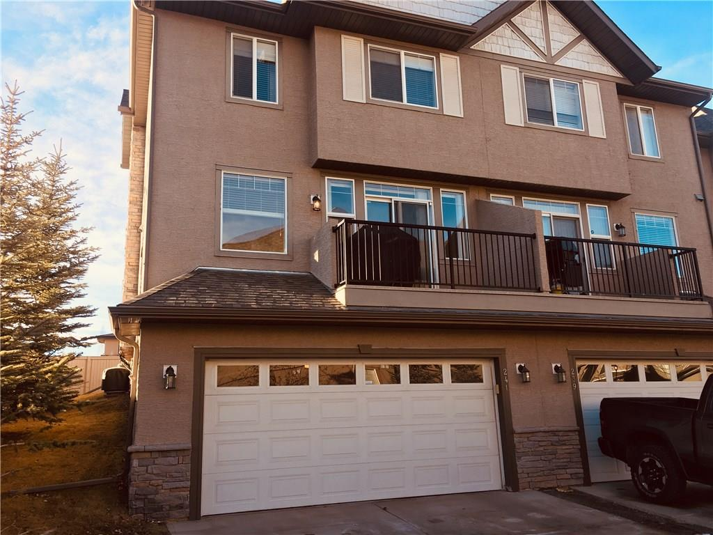 MLS® #C4221861 - 241 Aspen Stone Bv Sw in Aspen Woods Calgary, Attached Open Houses