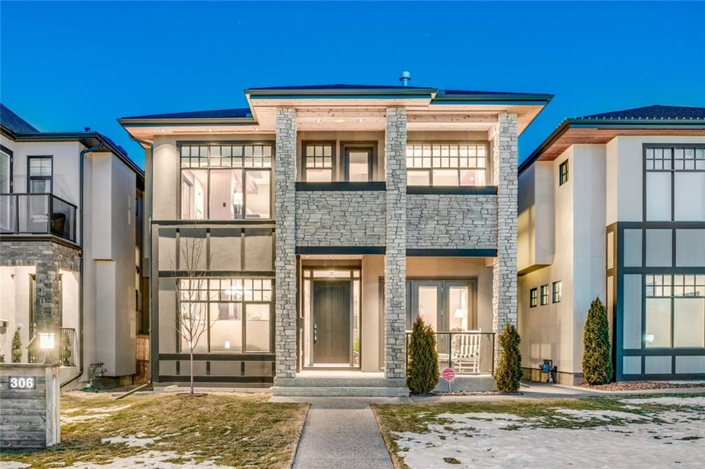 MLS® #C4221886 - 306 16a ST Nw in Hillhurst Calgary, Detached Open Houses