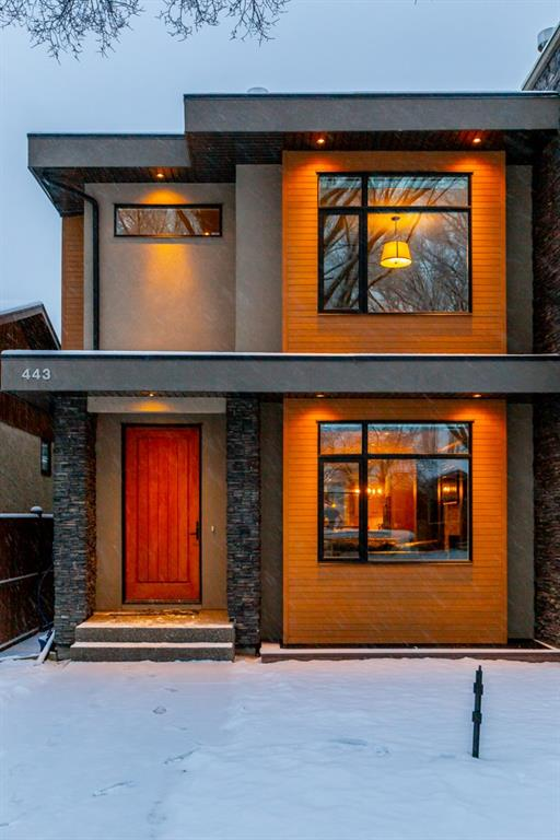 MLS® #C4221948 - 443 21 AV Nw in Mount Pleasant Calgary, Attached Open Houses