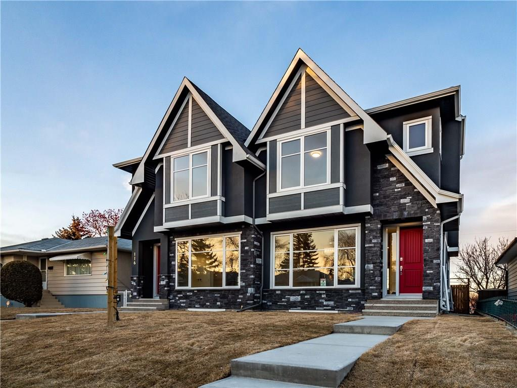 MLS® #C4221963 - 116 116 44th Ave NE AV Ne in Highland Park Calgary, Attached Open Houses