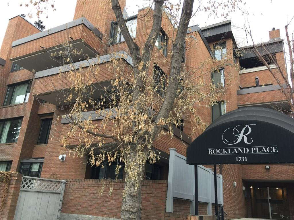 MLS® #C4222105 - #204 1731 9a ST Sw in Lower Mount Royal Calgary, Apartment Open Houses