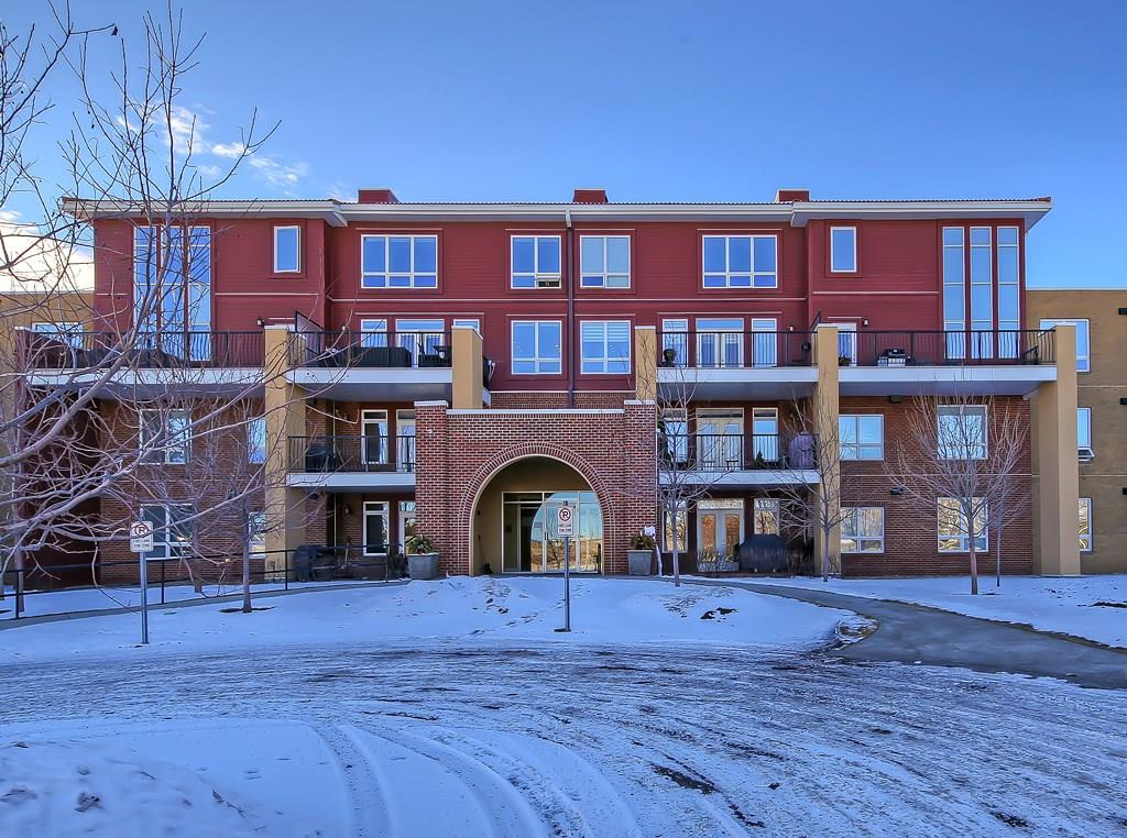 MLS® #C4222274 - #2108 10221 Tuscany Bv Nw in Tuscany Calgary, Apartment Open Houses