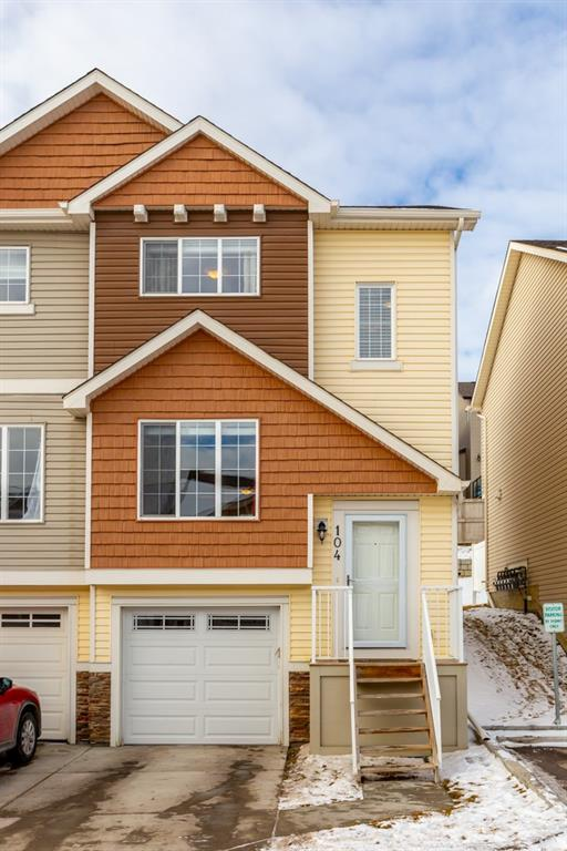 MLS® #C4222549 - 104 Pantego Ln Nw in Panorama Hills Calgary, Attached Open Houses