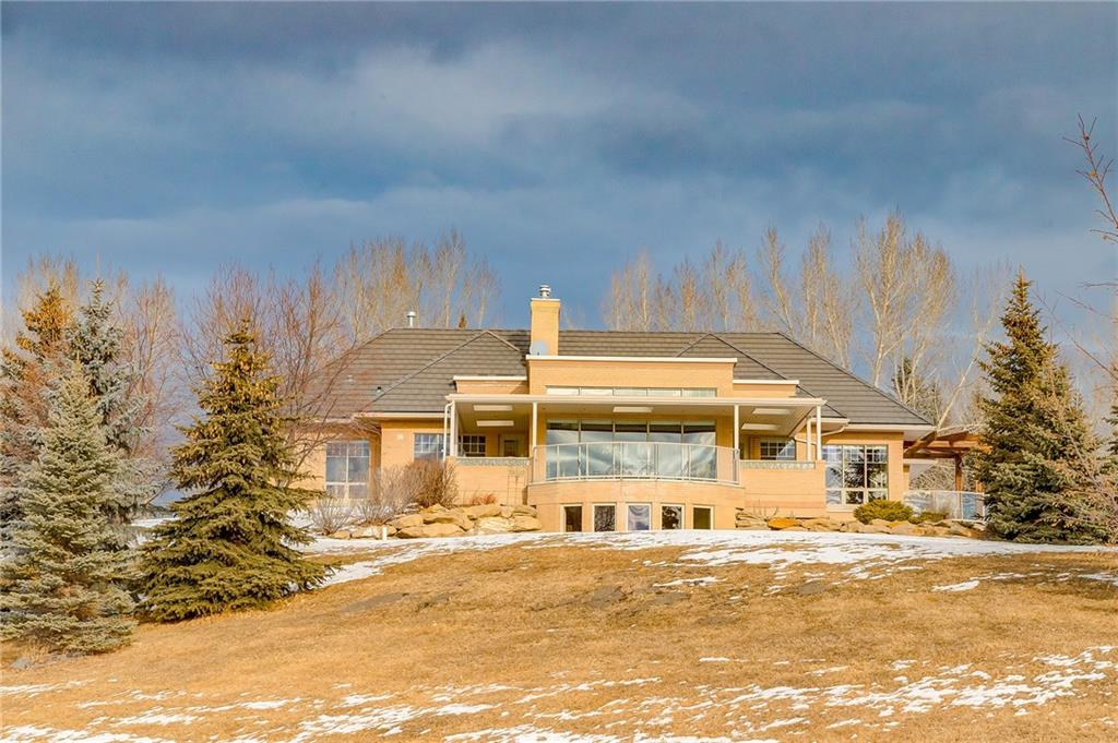 MLS® #C4222646 - 30246 River Ridge Dr in Springbank Rural Rocky View County, Detached Open Houses