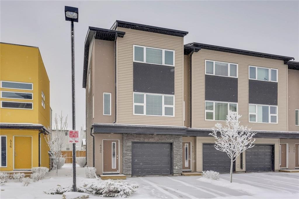 MLS® #C4222785 - 412 Covecreek Ci Ne in Coventry Hills Calgary, Attached Open Houses