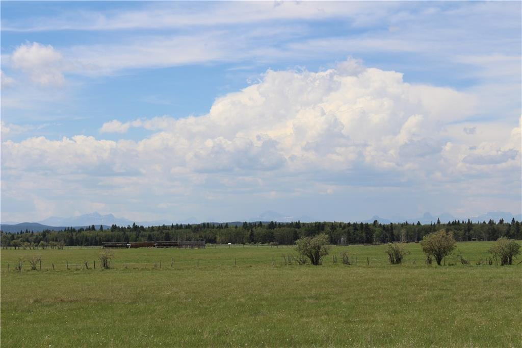 MLS® #C4222819 - Horse Creek Rd in None Rural Rocky View County, Land Open Houses