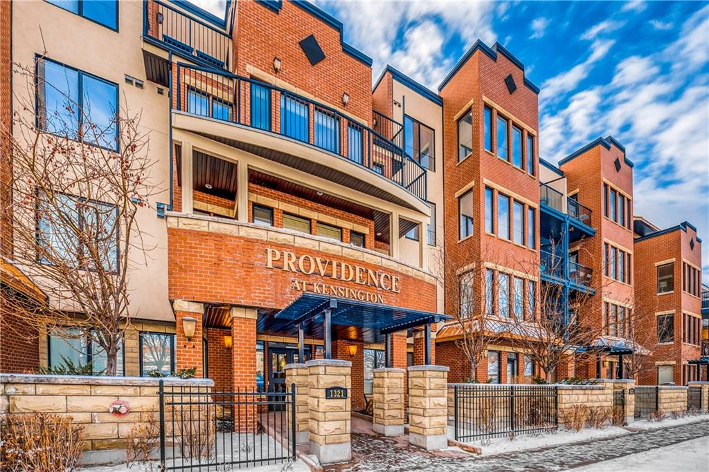 MLS® #C4223625 - #314 1321 Kensington CL Nw in Hillhurst Calgary, Apartment Open Houses