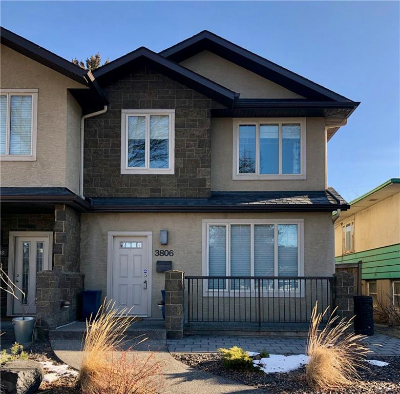 MLS® #C4224363 - 3806 2 ST Nw in Highland Park Calgary, Attached Open Houses