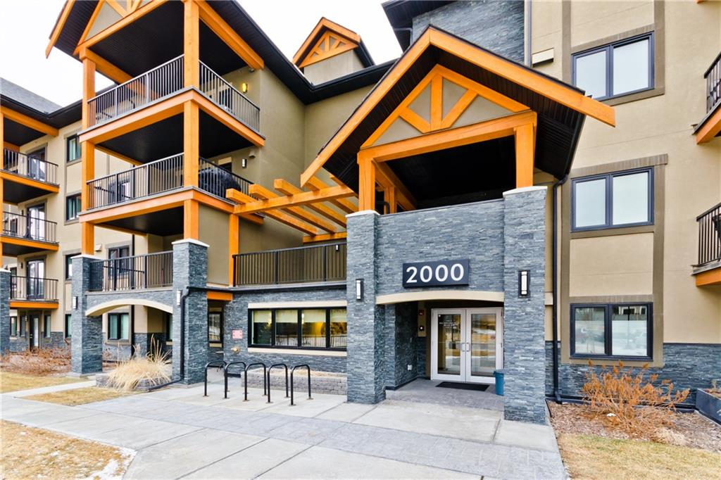 MLS® #C4224524 - #2114 402 Kincora Glen RD Nw in Kincora Calgary, Apartment Open Houses