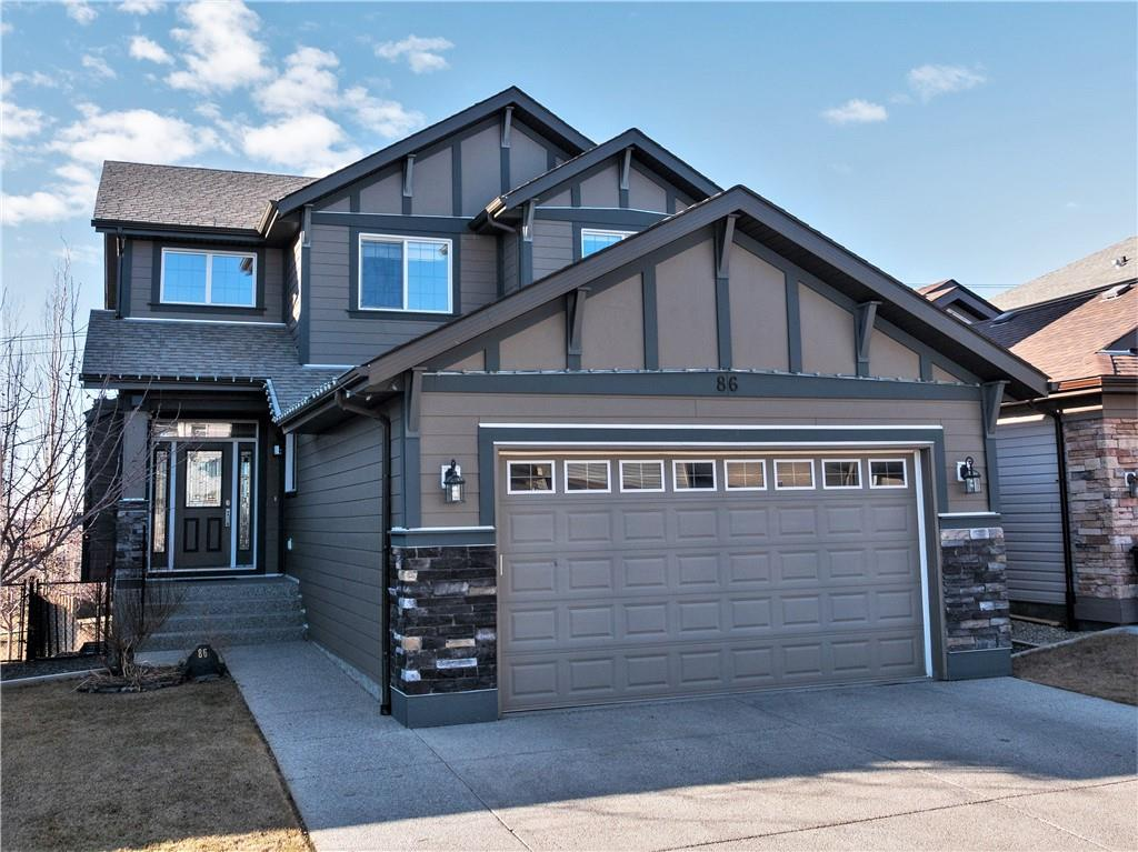 MLS® #C4224693 - 86 Panamount RD Nw in Panorama Hills Calgary, Detached Open Houses
