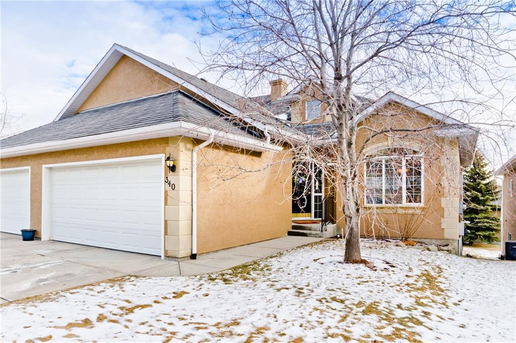 MLS® #C4224809 - 340 Signature Co Sw in Signal Hill Calgary, Attached Open Houses
