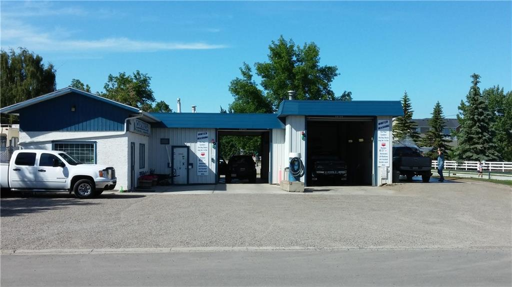 MLS® #C4225020 - 4606 48 St in None Olds, Commercial Open Houses
