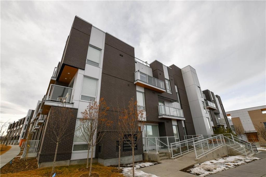 MLS® #C4225069 - #101 3125 39 ST Nw in University District Calgary, Apartment Open Houses