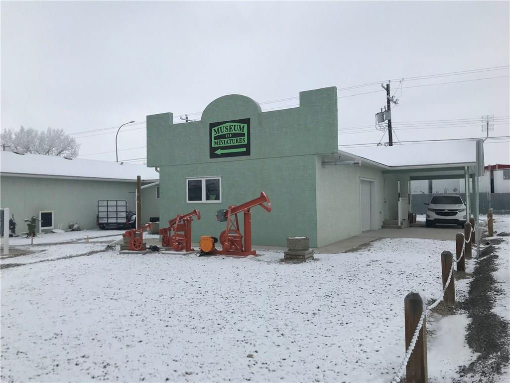 MLS® #C4225096 - 2120  2122 19 St in None Nanton, Commercial Open Houses