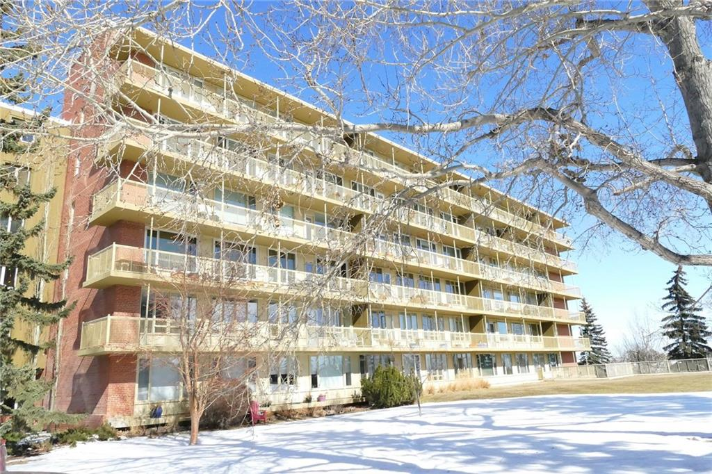 MLS® #C4225180 - #707 3232 Rideau PL Sw in Rideau Park Calgary, Apartment Open Houses