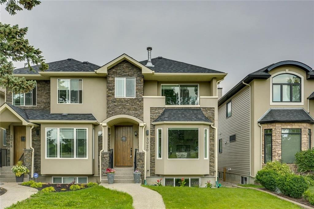 MLS® #C4225264 - 3020 30 ST Sw in Killarney/Glengarry Calgary, Attached Open Houses