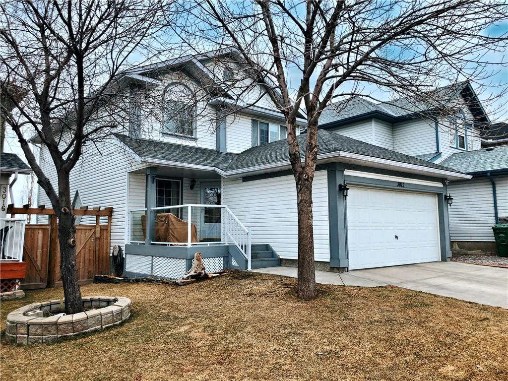 MLS® #C4225269 - 3012 Hidden Ranch WY Nw in Hidden Valley Calgary, Detached Open Houses