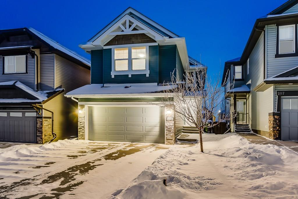 MLS® #C4225314 - 203 Sage Valley Ci Nw in Sage Hill Calgary, Detached Open Houses