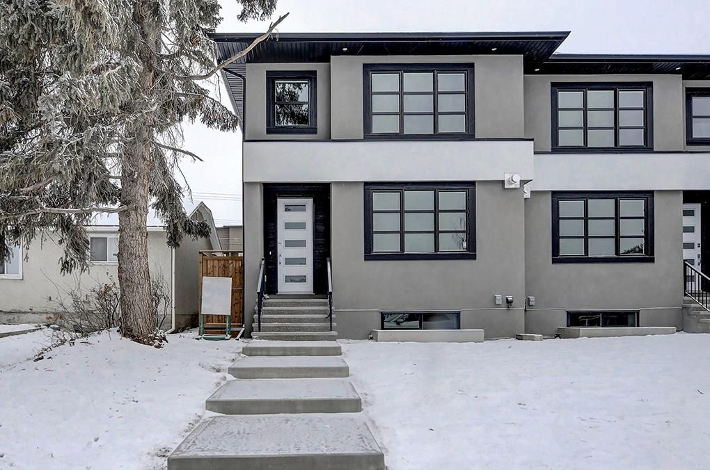 MLS® #C4225375 - 4812 21 AV Nw in Montgomery Calgary, Attached Open Houses