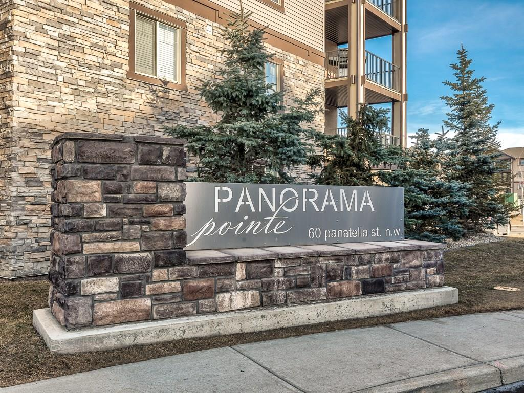 MLS® #C4225430 - #1112 60 Panatella ST Nw in Panorama Hills Calgary, Apartment Open Houses