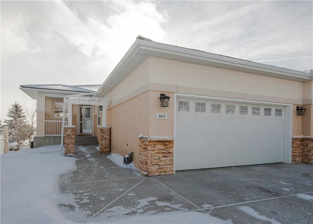 MLS® #C4225519 - #163 1000 Glenhaven Wy in GlenEagles Cochrane, Attached Open Houses