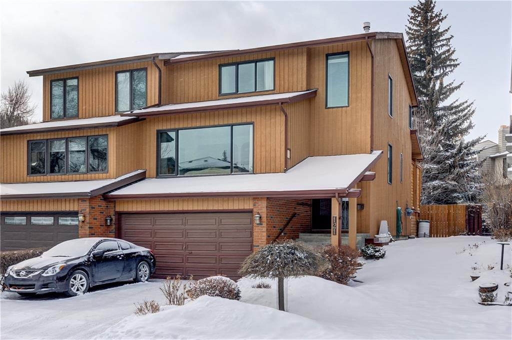 MLS® #C4226004 - 121 37 ST Nw in Point McKay Calgary, Attached Open Houses