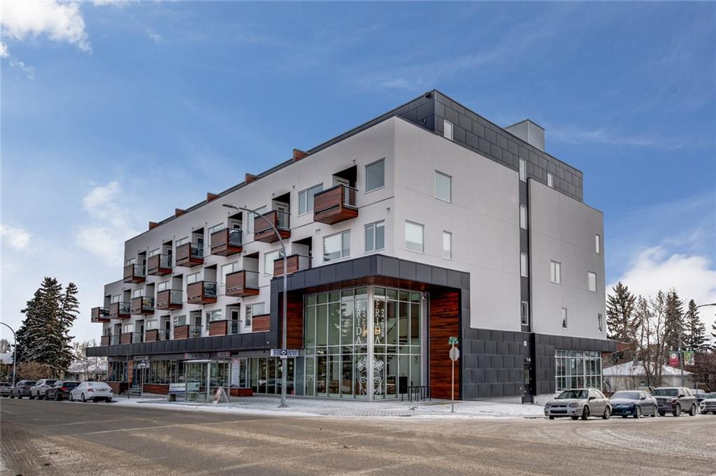MLS® #C4226256 - #202 3450 19 ST Sw in Altadore Calgary, Apartment Open Houses
