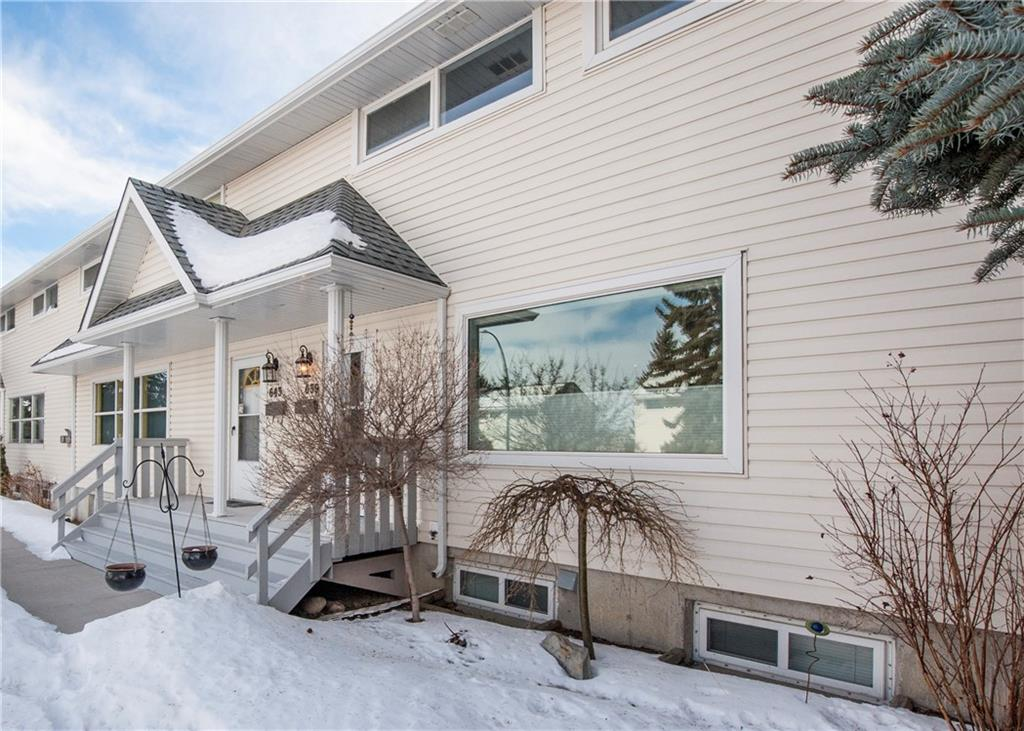 MLS® #C4226818 - 639 Merrill DR Ne in Winston Heights/Mountview Calgary, Attached Open Houses