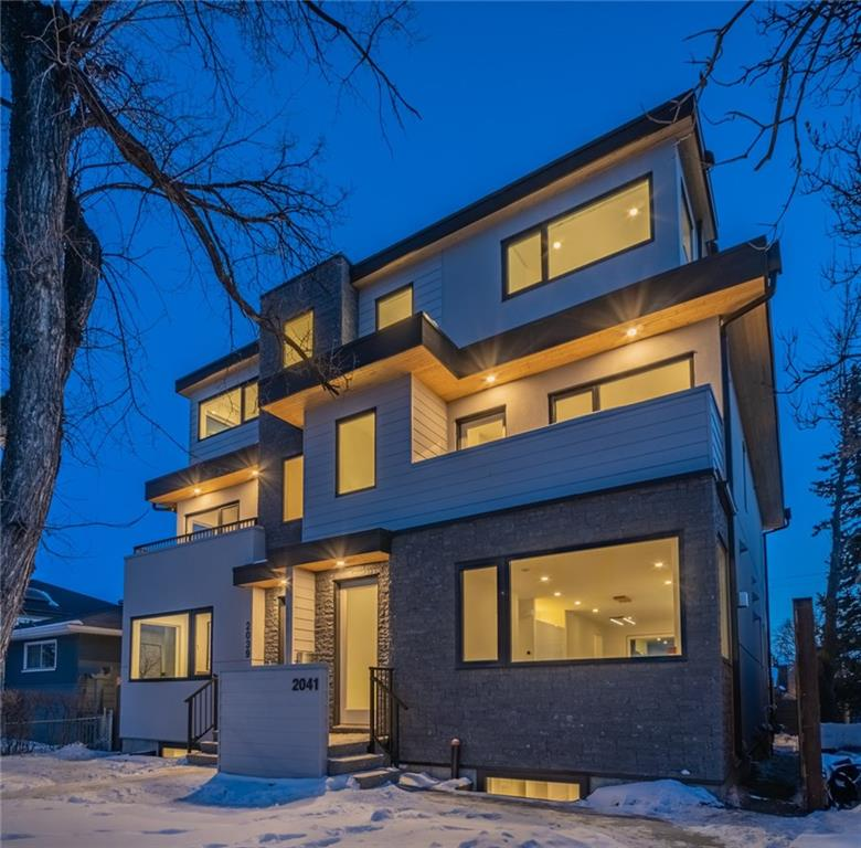 MLS® #C4227021 - 2041 40 AV Sw in Altadore Calgary, Attached Open Houses