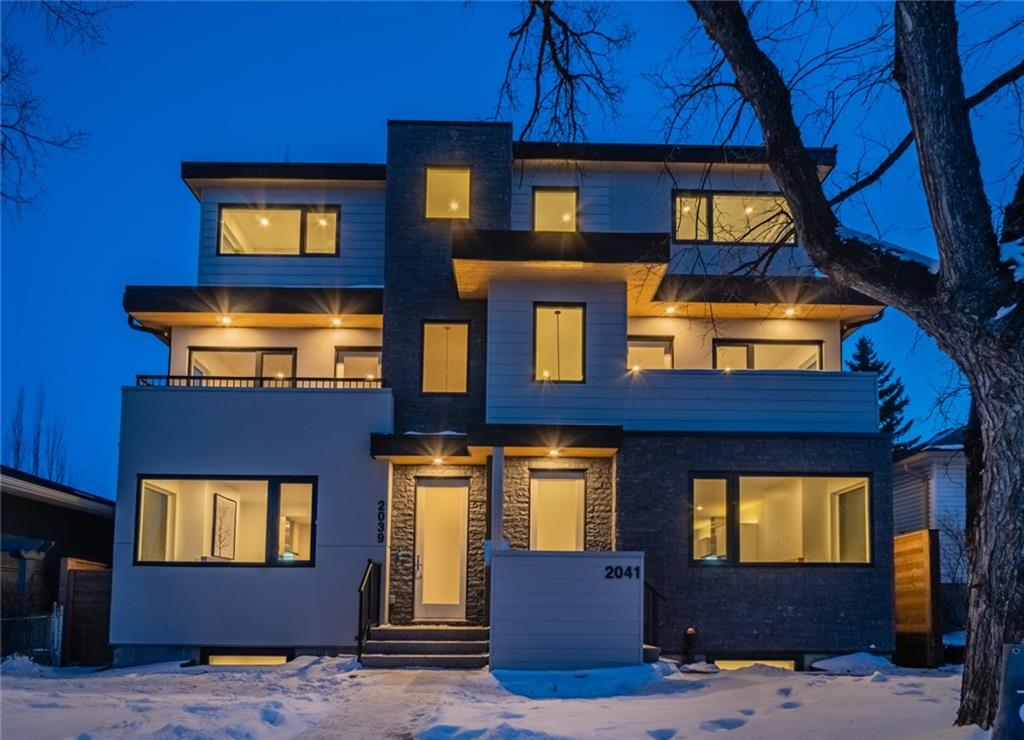 MLS® #C4227033 - 2039 40 AV Sw in Altadore Calgary, Attached Open Houses