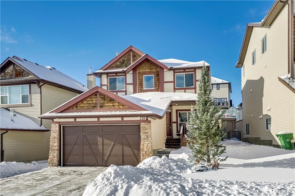 MLS® #C4227034 - 239 ST Moritz DR Sw in Springbank Hill Calgary, Detached Open Houses