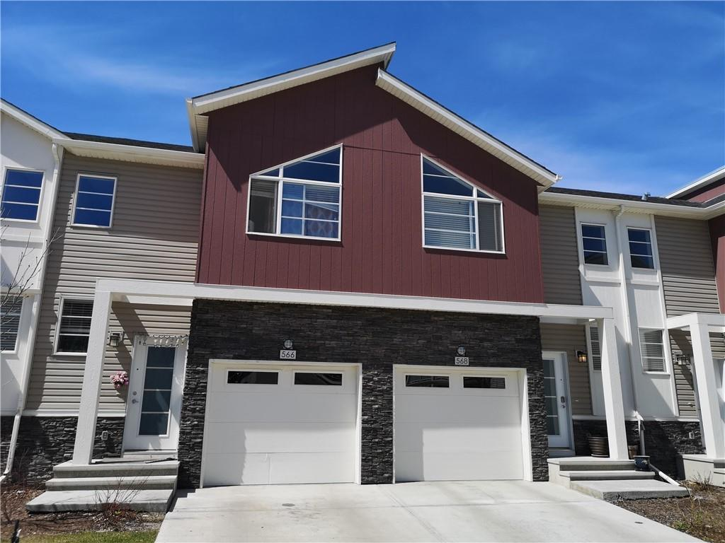 MLS® #C4227072 - 568 Redstone Vw Ne in Redstone Calgary, Attached Open Houses