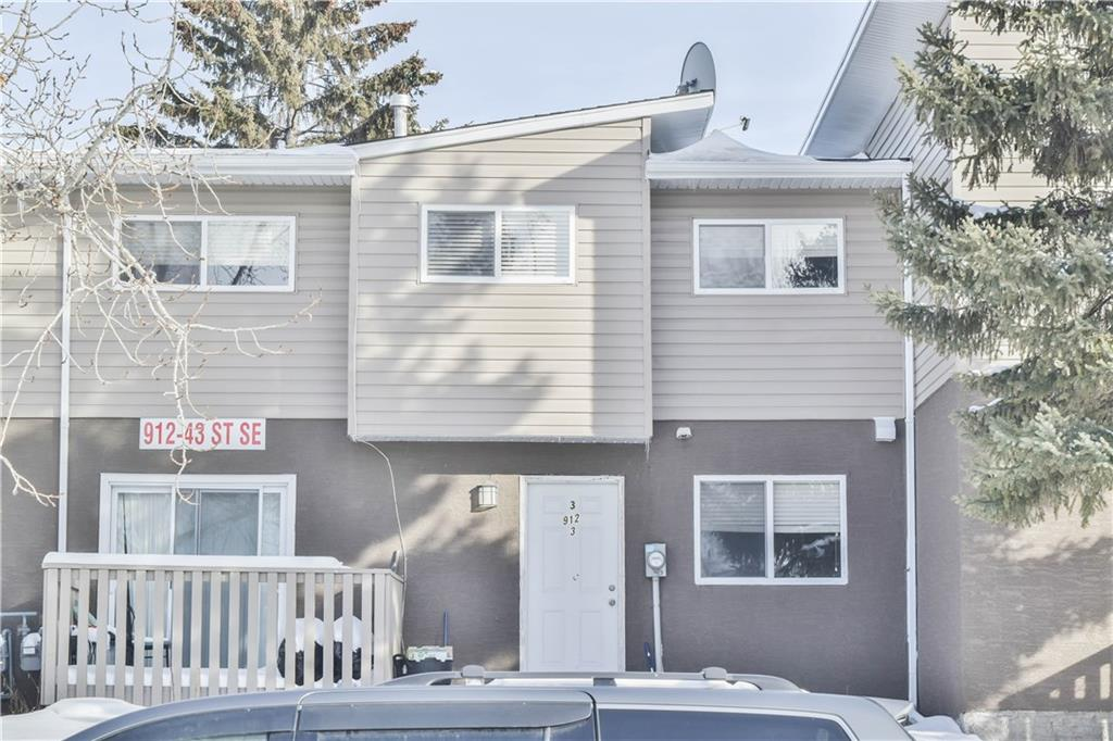 MLS® #C4227102 - #3 912 43 ST Se in Forest Lawn Calgary, Attached Open Houses