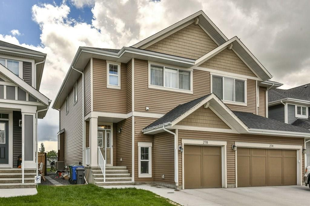 MLS® #C4228397 - 278 River Heights Cr in River Song Cochrane, Attached Open Houses