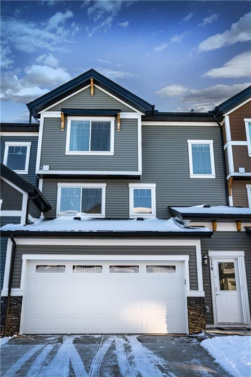 MLS® #C4228434 - 114 Nolan Hill Ht Nw in Nolan Hill Calgary, Attached Open Houses