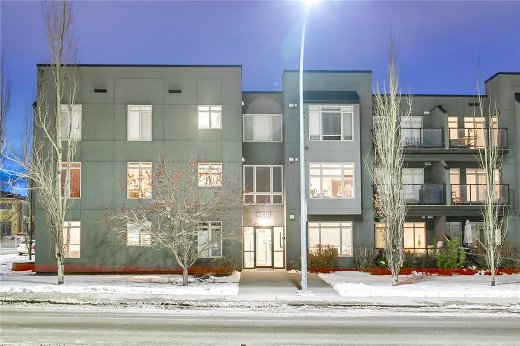 MLS® #C4228719 - #209 1939 30 ST Sw in Killarney/Glengarry Calgary, Apartment Open Houses