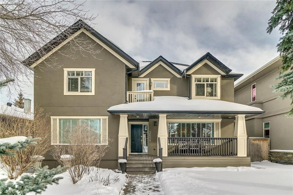 MLS® #C4228779 - 3608 13a ST Sw in Elbow Park Calgary, Detached Open Houses